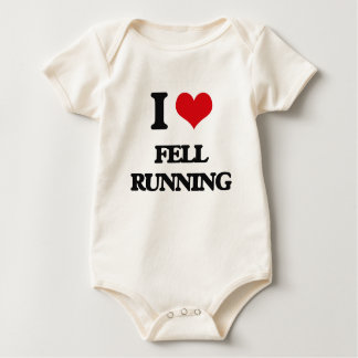 Amo me caí corriendo mameluco