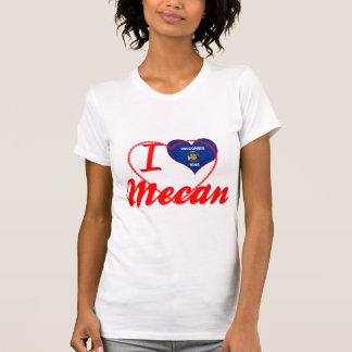 Amo Mecan, Wisconsin T Shirt