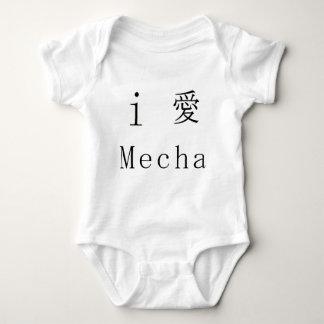 amo mecha body para bebé