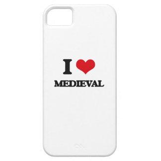 Amo medieval iPhone 5 Case-Mate cárcasas