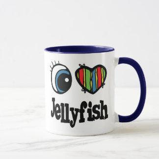 Amo medusas (del corazón)