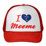 Amo Meeme, Wisconsin Gorro De Camionero