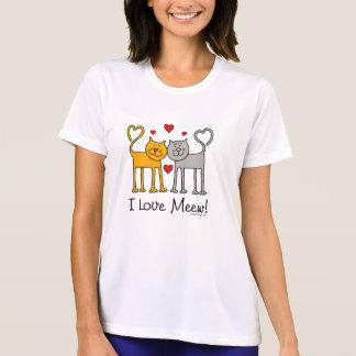 ¡Amo Meew! Camisetas