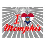 Amo Memphis, Missouri Postales