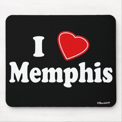 Amo Memphis Tapetes De Raton