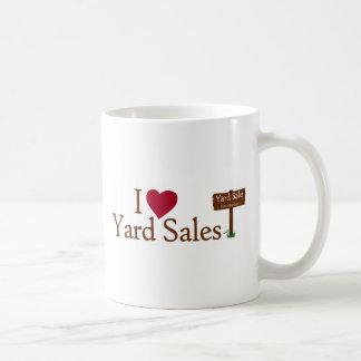 Amo mercadillos caseros taza