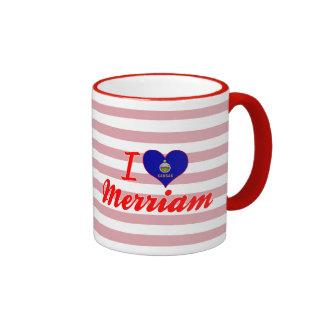 Amo Merriam, Kansas Tazas