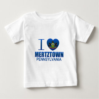 Amo Mertztown, PA Playera Para Bebé