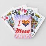 Amo Mesa, Arizona Baraja De Cartas