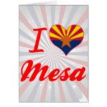 Amo Mesa, Arizona Tarjeton