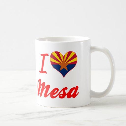 Amo Mesa, Arizona Tazas