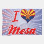 Amo Mesa, Arizona Toalla De Mano