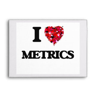 Amo métrica sobres