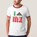 Amo México Camisas