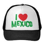 Amo México Gorro De Camionero