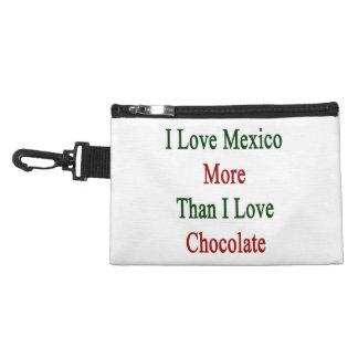Amo México más que el chocolate del amor de I