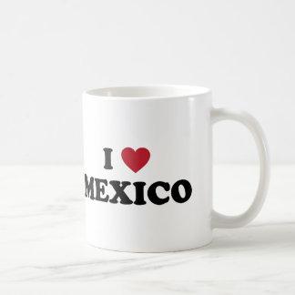 Amo México Taza De Café