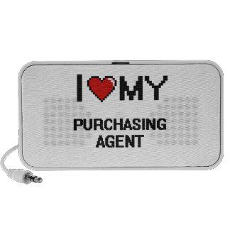 Amo mi agente de compra portátil altavoces