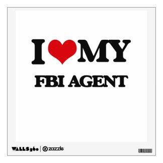 Amo mi agente del FBI