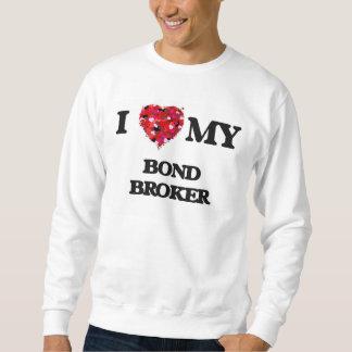 Amo mi agente en enlace suéter