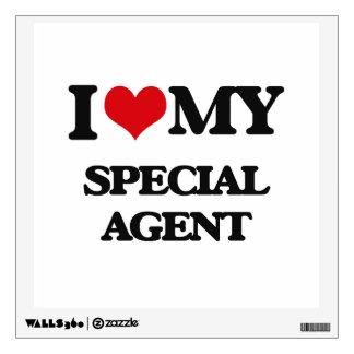 Amo mi agente especial