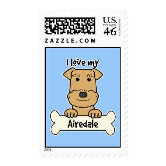 Amo mi Airedale