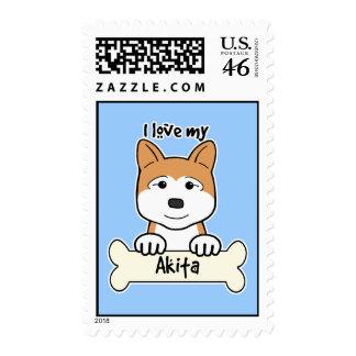 Amo mi Akita