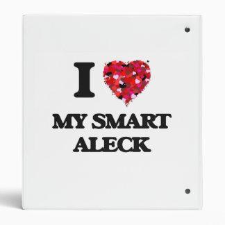 """Amo mi Aleck elegante Carpeta 1"""""""