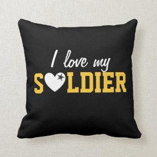 Amo mi almohada del soldado