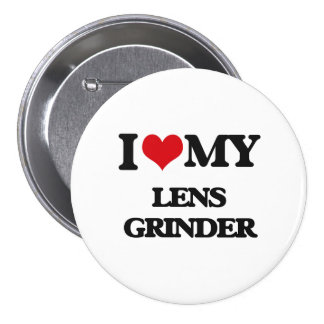 Amo mi amoladora de la lente pins