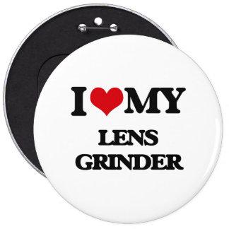 Amo mi amoladora de la lente pin
