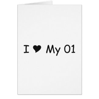Amo mi amor 01I mis regalos por Gear4gearheads Tarjeta De Felicitación