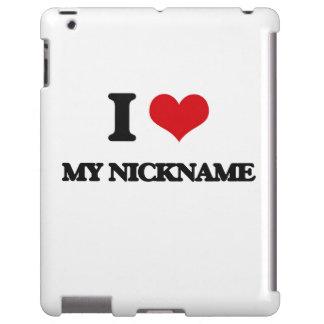 Amo mi apodo