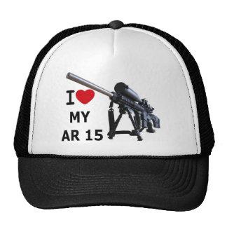Amo mi AR-15 Gorro