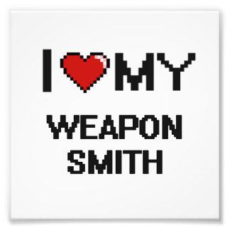 Amo mi arma Smith Fotografía