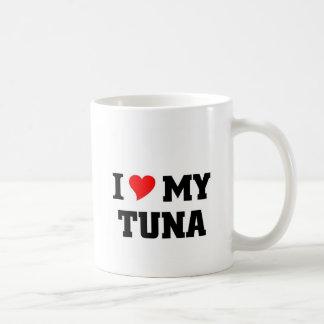 Amo mi atún taza