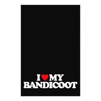 AMO MI BANDICOOT