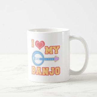 Amo mi banjo taza