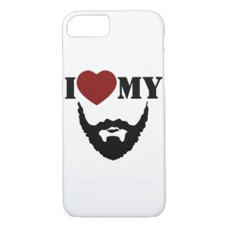 Amo mi barba funda iPhone 7