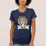 Amo mi beagle camisetas