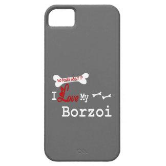 Amo mi Borzoi Funda Para iPhone SE/5/5s