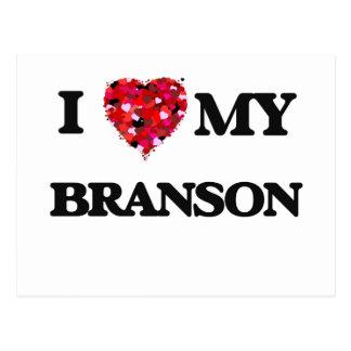 Amo mi Branson Postal