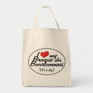 Amo mi Braque du Borbonés (es un perro)
