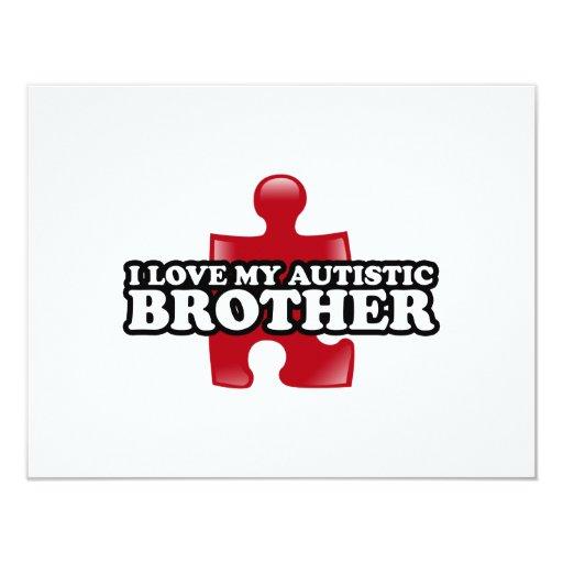 Amo mi Brother autístico Anuncios