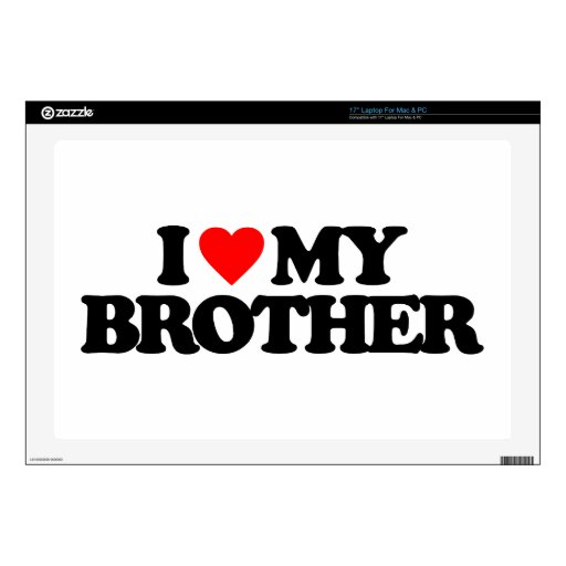 AMO MI BROTHER PORTÁTIL SKINS