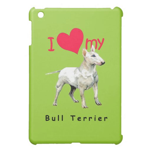Amo mi bull terrier