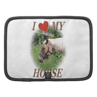Amo mi caballo planificador