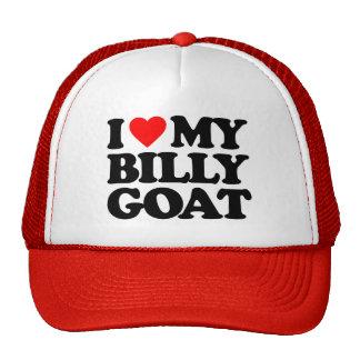 AMO MI CABRA DE BILLY GORROS