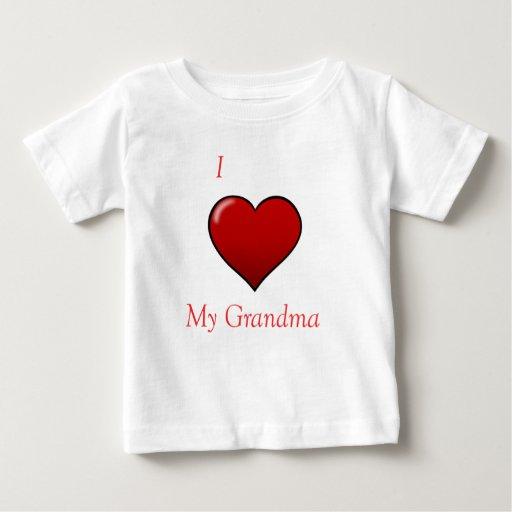 Amo mi camisa de la abuela
