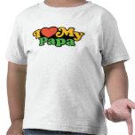 Amo mi camisa de la papá